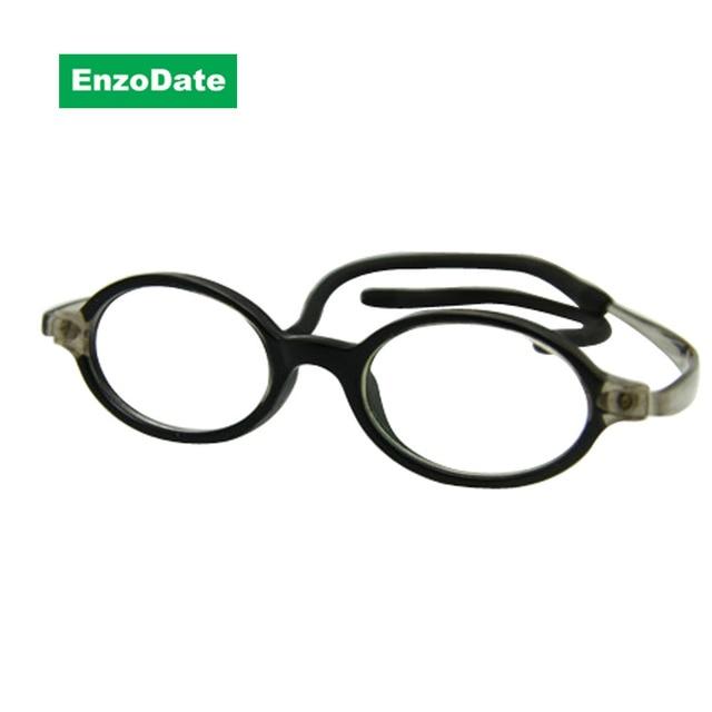 ba1ac14b4 Bebê óptica óculos com gancho do ouvido tamanho 33 mm, Infantil Silicone  óculos, Meninos