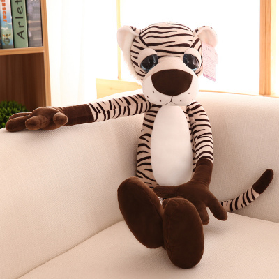new arrival lovely cartoon tiger plush toy large <font><b>80cm</b></font> <font><b>doll</b></font>, Xmas gift 0112 image