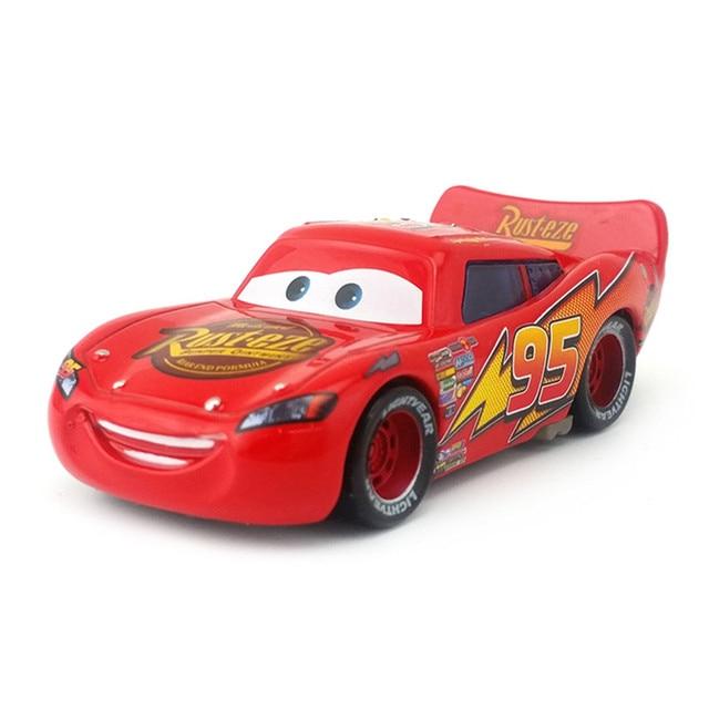 Disney Cartoon Movies Pixar Cars Hot Sales No95 RustEze Lightning