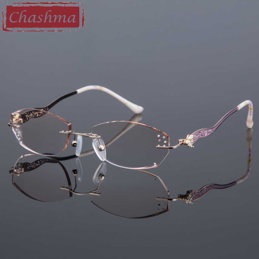 Pronto Óculos de Miopia das Mulheres Óculos de Grau Quadro Transparente Lentes Opticos Tint Lentes Acabados Óculos Gradiente