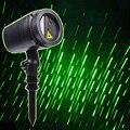 Thrisdar Снежинка Рождество лазерный проектор открытый зеленый движущийся метеоритный душ лазерный свет для новогоднего праздника Хэллоуин В...