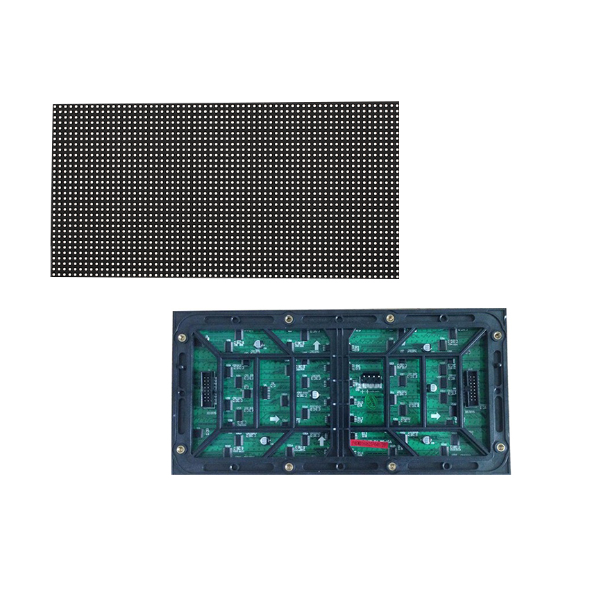 Outdoor P4 SMD1921 256x128mm 1/8S Led Module Can Customize Size 512*512mm Waterproof Led Display Video Wall For Tv