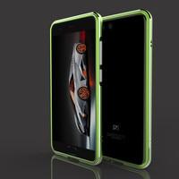 For Xiaomi Mi6 Bumper Case Ultra Thin Aluminum Metal Frame Bumper with Strap for Xiaomi 6 Mobile Phone Shell Bumper Covers