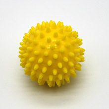 9CM PVC Hedgehog Massage Ball Hand Grip Fitness Ball Multicolor Health Care Ball Strength Training Equipment