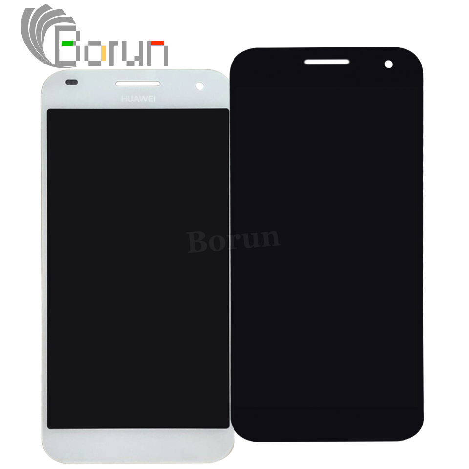 New LCD Display For Huawei G7 Touch Screen Digitizer Assembly Replacements For Huawei Ascend G7 G7-L01 G7-L03 Replacement replacement original touch screen lcd display assembly framefor huawei ascend p7 freeshipping