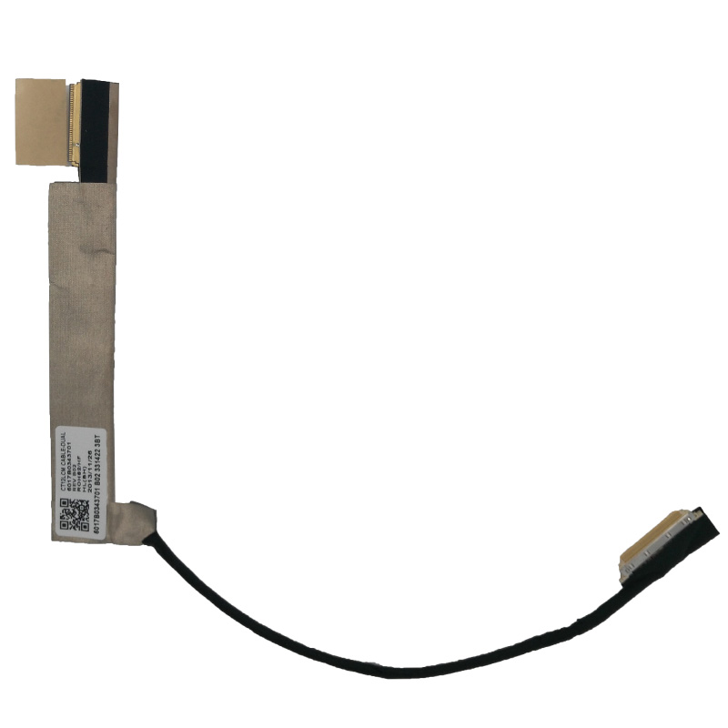 NOVO Cabo Laptop Para HP EliteBook 8470 p 8470 W CT12 PN: 6017B0343701 Reparo Notebook LCD LVDS CABLE