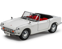 Assembly model 1/24 S600 sedan (1964 year open edition)