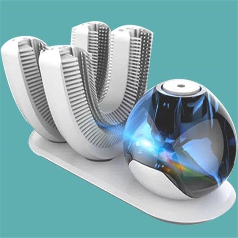 Elektrische AMAToothbrush Tandenborstel Elektrische Ultra sonic sonic Tandenborstels Elektrische Tandenborstel Oplaadbare Nieuwe Automatische-in Elektrische Tandenborstel van Huishoudelijk Apparatuur op  Groep 1