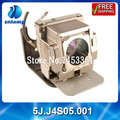 Hot sell compatible projector lamp 5J.J4S05.001 for MW814ST
