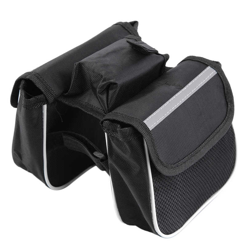 Bicycle Frame Front Head Top Tube  Bike Bag Cycling For Cell Phone Bike Accessories