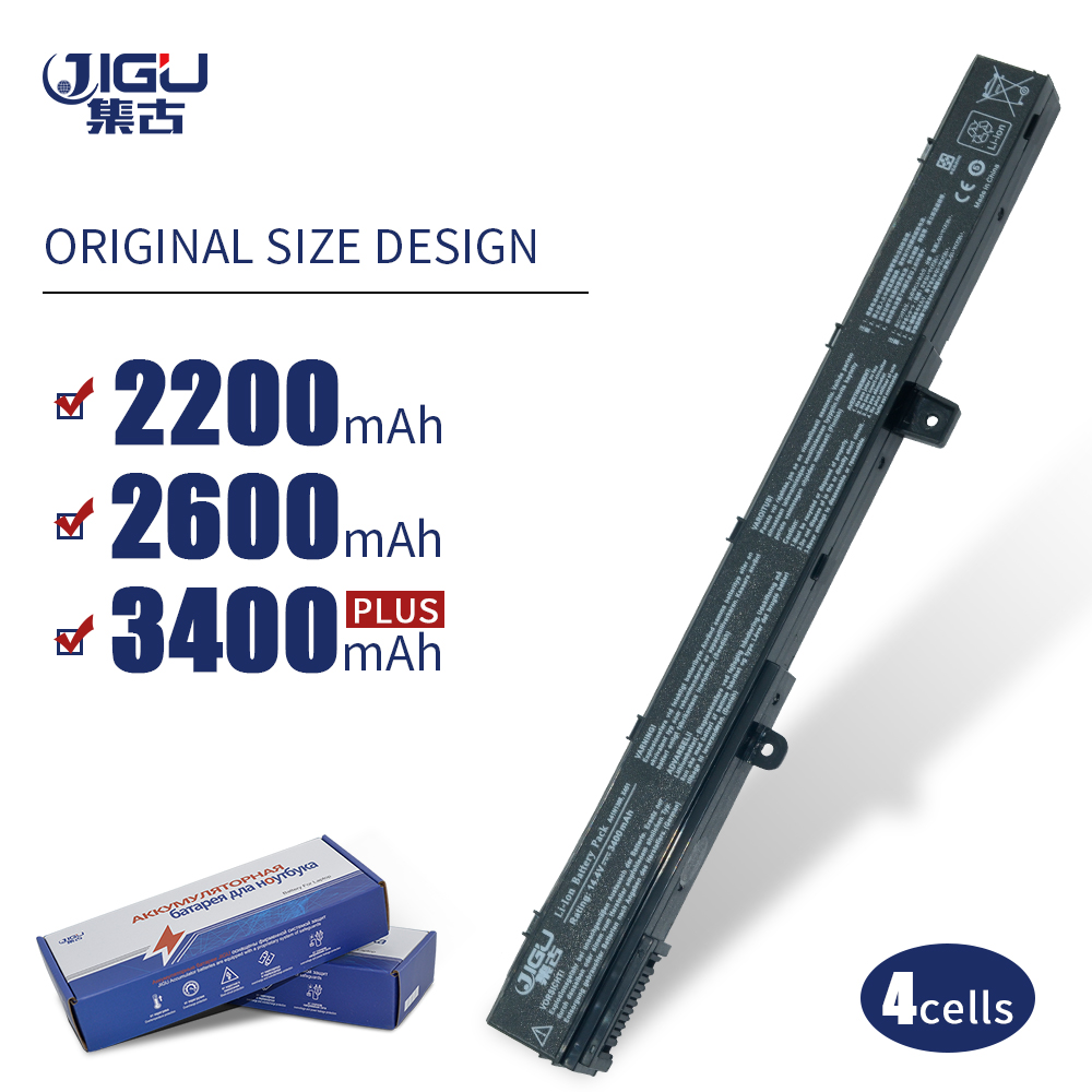 JIGU Laptop Battery  0B110-00250100 A41N1308 A31N1319 FOR ASUS X451 X551 X451C  X451CA X551C X551CA