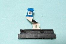 Оригинальный HDD кабель для DELL Insprion 3168 3567 P/N 450.09P04.3001 HDD жесткий диск разъем Тесты работает 90% новый