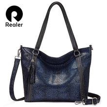 Realer handbag women luxury design for ladies cross-body sho