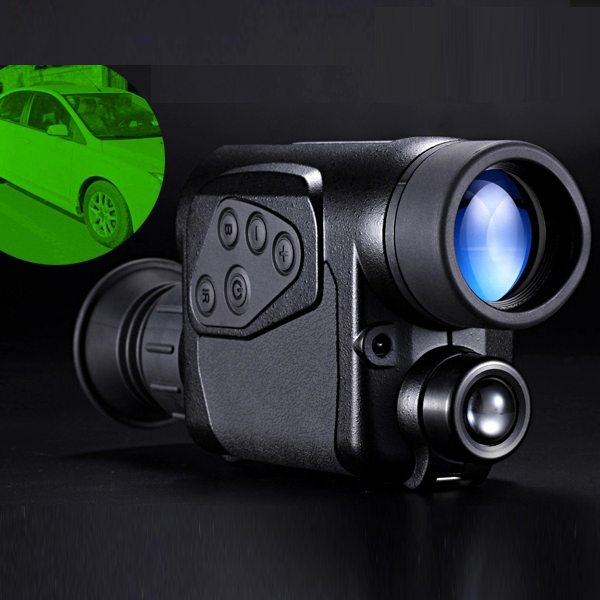 6X32 day and night use night vision monocular infrared night vision laser night scope NV001 night and day