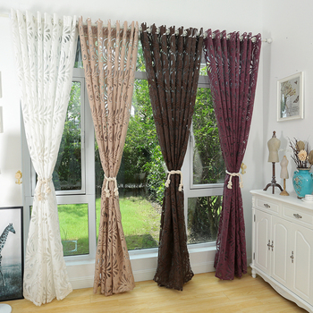 Semi-blackout Curtains – Living Room