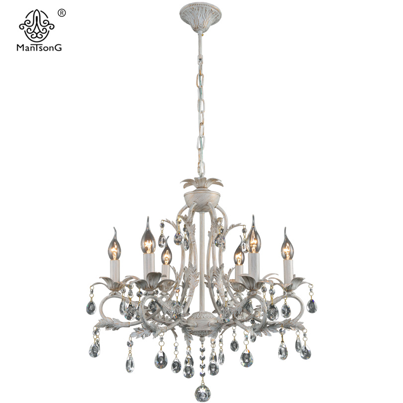 White Crystal Pendants Chandeliers Lights Vintage Pendant Lamp for Living Room Bedroom Europe Style Pendant Lamps Home Lighting a1 master bedroom living room lamp crystal pendant lights dining room lamp european style dual use fashion pendant lamps