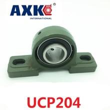 Axk Ucp204 20 мм опорный подшипник с корпусом Axk
