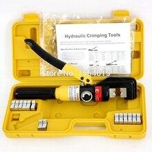 Ferramenta de compressão hidráulica, ferramenta de friso alicate de compressão hidráulica 4 70mm2 pressão 6t