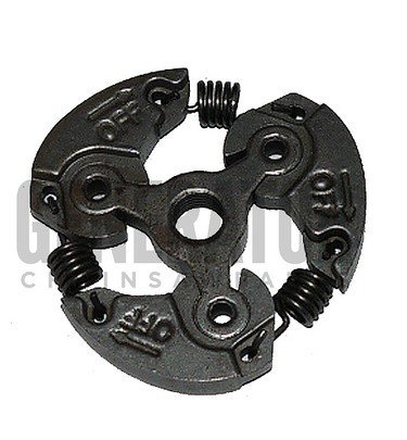 CLUTCH ASSEMBLY FITS ZENOAH MODELS G2000T FREE SHIPPING NEW CLUTCHES CHAINSAW  TRIMMER  BUSH CUTTER  REPLACE PART 848C005121 aluminum water cool flange fits 26 29cc qj zenoah rcmk cy gas engine for rc boat