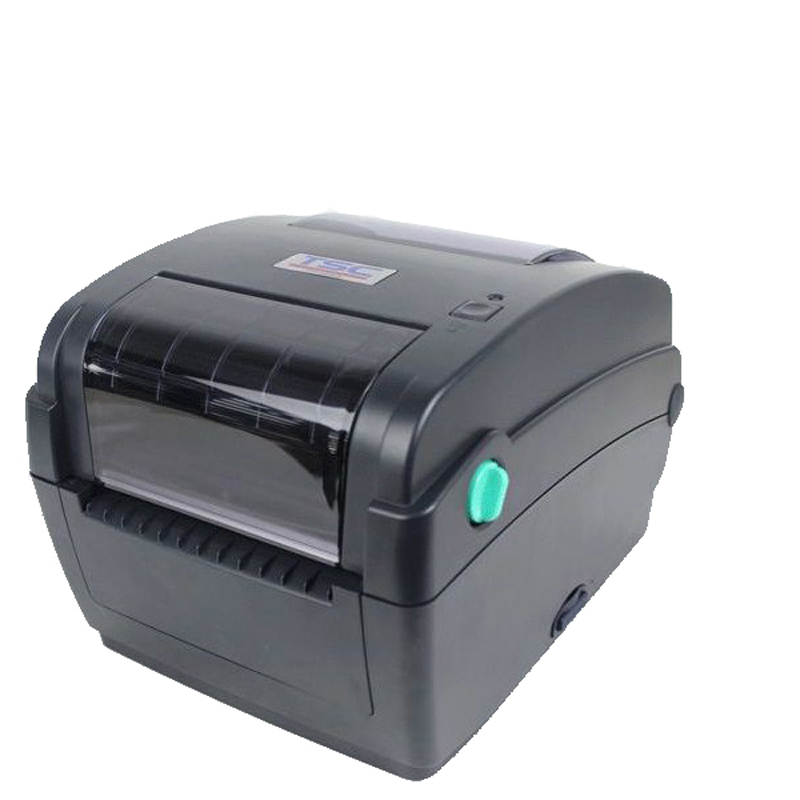 TSC TTP-244CE(203dpi) Desktop Label barcode Printer  4.25inch Print Width thermal transfer stickers label printer newest original print head compatibility with tsc ttp247 barcode label printer