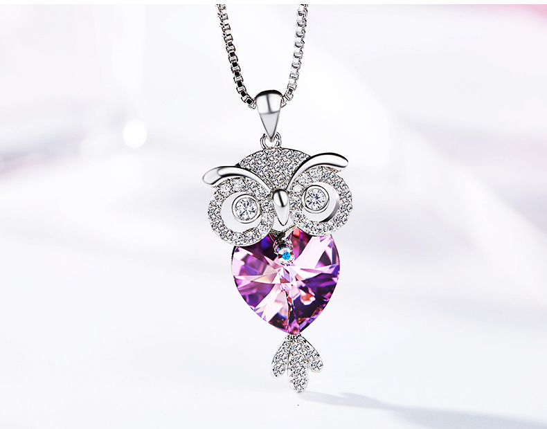 Purple Bijoux discount Blue