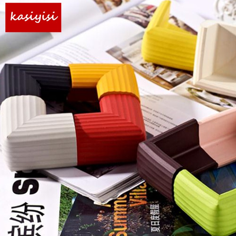 10Pcs/lot Table Corner Foam Protection Edge Safety Cover Baby Table Collision Foam