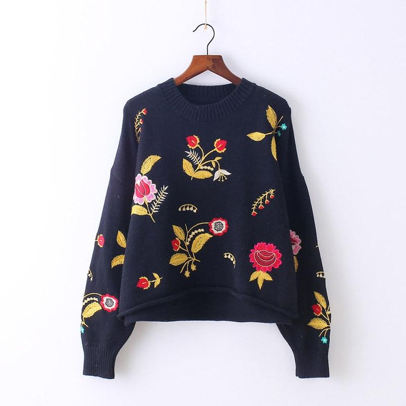 Купить 2018 Лидер продаж пуловер Джемпер Корейский осенью ...