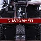 Customized car floor...