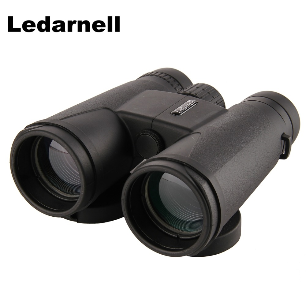 Binoculars10x42 high quality Telescope military night vision binoculo high power telescope for hunting optics black in Monocular Binoculars from Sports Entertainment