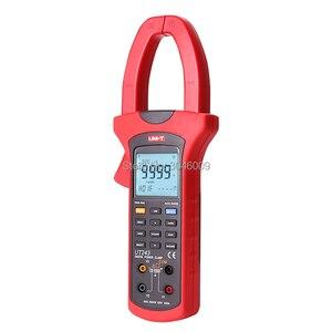 Image 4 - UNI T UT243 Bloccato Armoniche Misuratore di Potenza, 1000A Vero RMS Amperometro Armoniche di Analisi di Sequenza di Fase di Rilevamento USB di Trasferimento di Dati