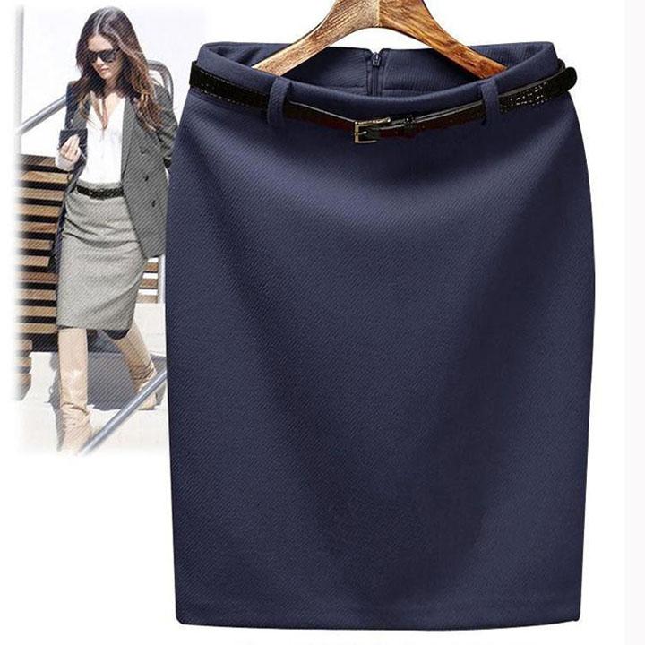 popular navy blue pencil skirt buy cheap navy blue pencil