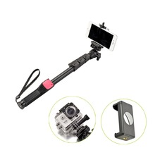Selfie Stick Professional Handheld Extendable Monopod Bluetooth Remote Control Self Shooting Pole SSP-254PBT-120