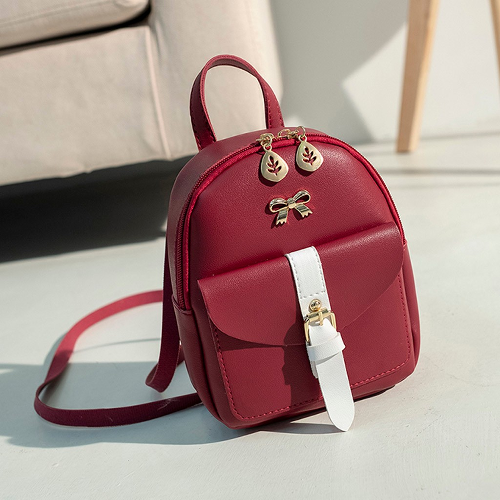 Convenient fashion Travel Fashion Lady Shoulders Small Backpack Letter Purse Mobile Phone mochilas Canta Convenient fashion Travel Fashion Lady Shoulders Small Backpack Letter Purse Mobile Phone mochilas Canta