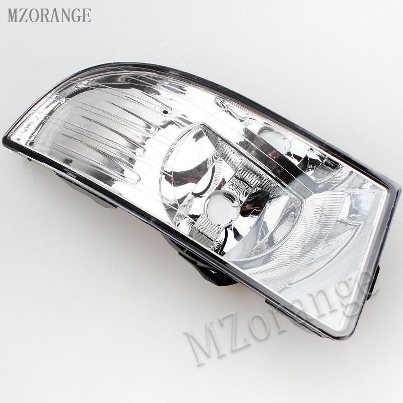 MZORANGE Car Light Car-styling Left/Right Front Fog Light Fog Lamp With Hole For Skoda Octavia A6 MK2 FL 2009-10 2011 2012 2013 car light left
