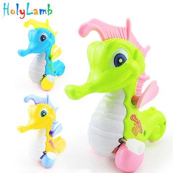 1 sztuk Cute Animal Hippocampus Wind Up zabawki rotation Motion kołowe zabawki mechaniczne zabawki dla dzieci mechaniczne zabawki Polly tanie i dobre opinie HolyLamb Z tworzywa sztucznego Zwierząt Pull powrót Likwidacji Don t eat Unisex 3 lat