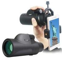 CIWA Binoculars Waterproof Black Monocular Telescope Vision King Night Vision Handheld Monocular Professional Hunting Telescope