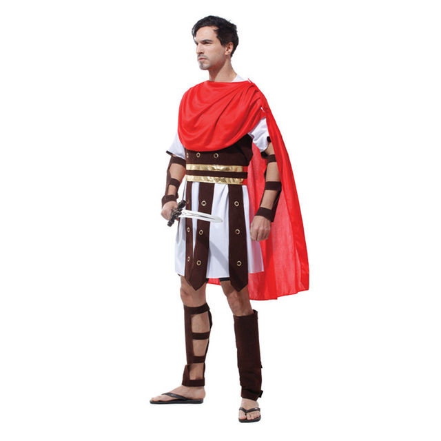 carnival halloween show warrior cosplay costumes for adult menSamurai Gladiator costume Roman generals clothes Caesar dress  sc 1 st  Aliexpress & Online Shop carnival halloween show warrior cosplay costumes for ...