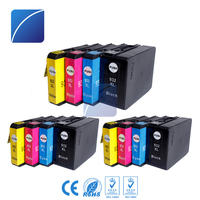 3 Sets 932XL 933XL HP932 933 Ink Cartridge Compatible For HP Officejet Pro 6100 6600 6700