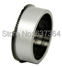 Lens Gears Tube Barrel Ring For Nikon Coolpix S3100 S4100 S4150 S2600 FOR CASIO EX-ZS10 ZS10 ZS12 ZS15 Z680 Repair Part  Silver