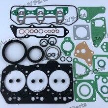 Для Yanmar части двигателя 3TNV82 полный комплект прокладок подшипники поршневое кольцо