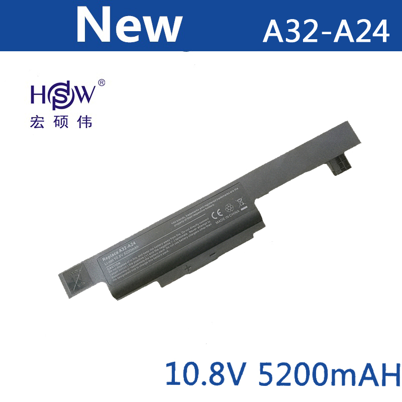 HSW laptop battery For MSI CX480 batterie CX480 IB32312G50SX CX480MX FOR Medion Akoya E4212 MD97823 MD98039 batteries bateria in Laptop Batteries from Computer Office