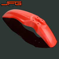 Motorcycle Front Plastic Cover Fenders Mudguards For CRF230F CRF150F 2008 2009 2012 2013 2014