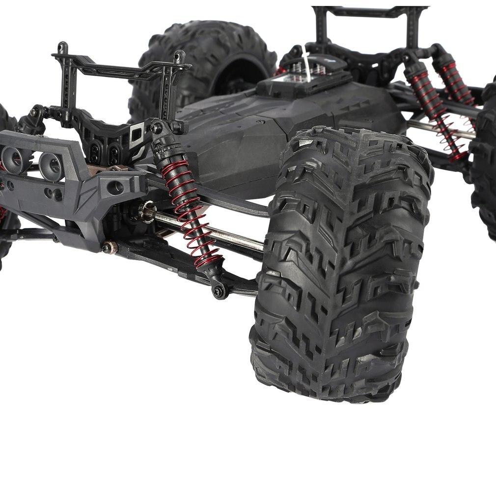 9125 4WD 1/10 RC coche de carreras juguetes con alta velocidad 46 km/h camión eléctrico supersónico todoterreno vehículo Buggy juguetes RTR alta calidad - 3