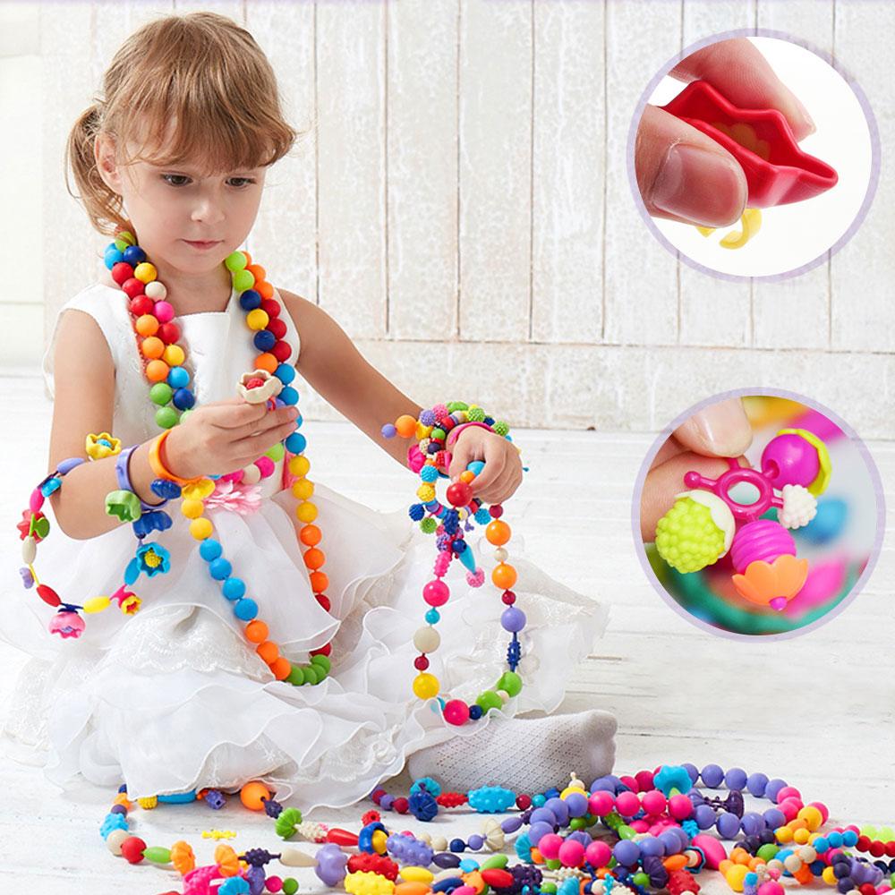 - 350Pcs Pery Pop perline giocattoli zucchero candito-4542