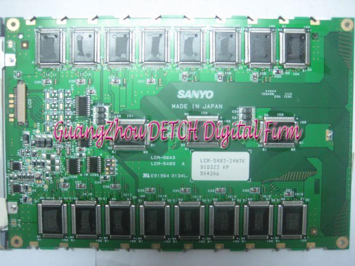 Industrial display LCD screen9.4-inch  LCM-5483-24NTK LCD screen lc171w03 b4k1 lcd display screens