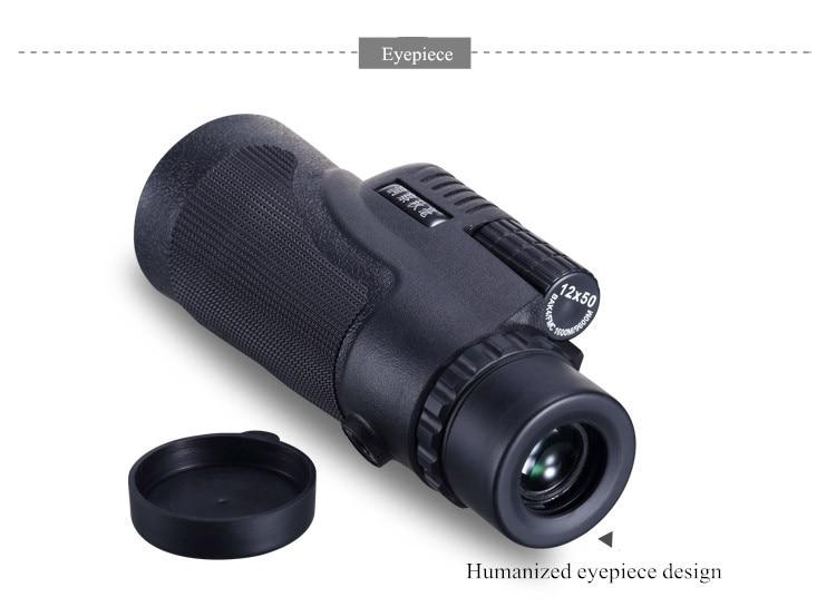 Dongchaqiuhao hiking concert camera lens telescope monocular