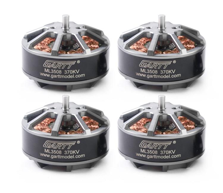 4PCS GARTT ML 3508 370KV 3508 Brushless Motor For RC Multi-rotor Quadcopter Hexacopter Drone