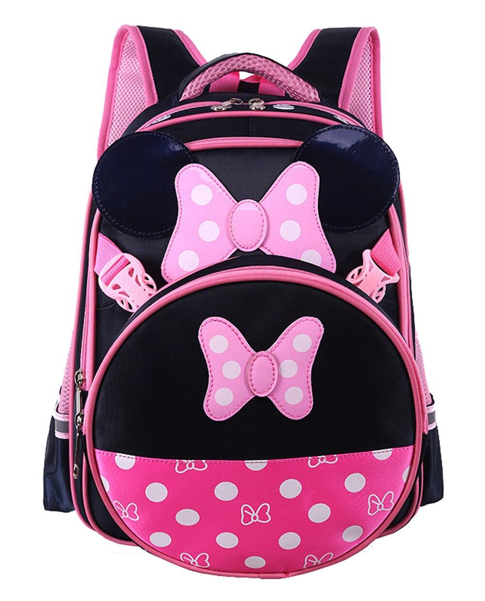 fee9d6387469 Детские школьные сумки для девочек, ортопедический школьный ранец с  изображением мультяшных геров, рюкзак, детский школьный рюкзак принцес.