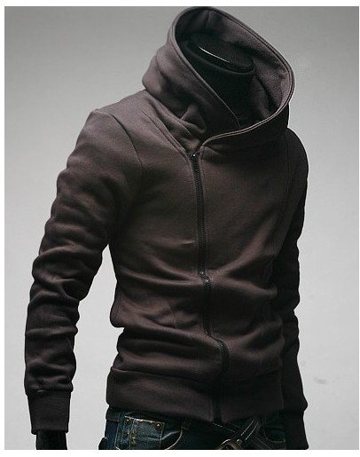 Side Zipper Hoodie Sweatshirt | Fashion Ql