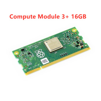 Raspberry Raspberry Pi Compute Module 3+ 16GB